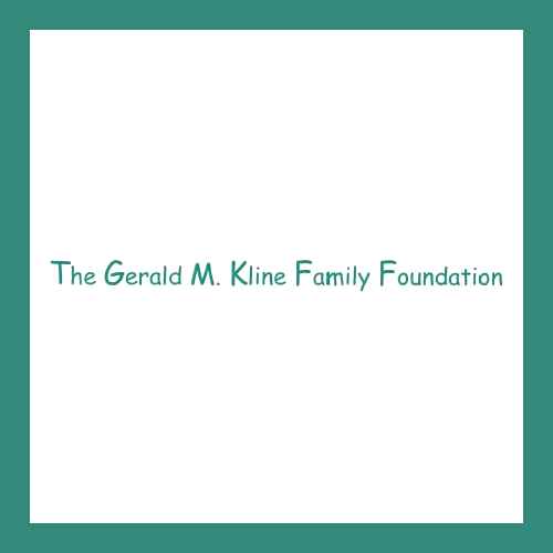 Text: The Gerald M. Kline Family Foundation