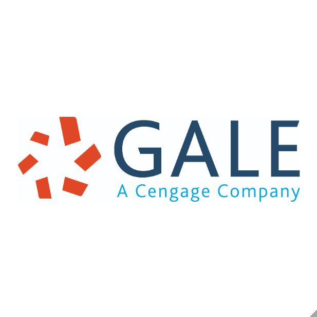 Logo for Gale Cengage - Diamond Sponsor