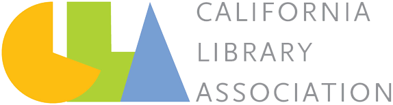logo for the California Library Association